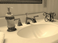 bathrooms -Reindl Plumbing Inc.